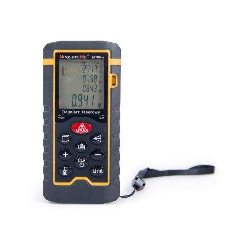 Measureme® Dalmierz laserowy 60m