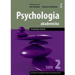 Psychologia  Jan Strelau, Dariusz Doliński InBook.pl