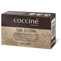 Gumka do czyszczenia zamszu i nubuku kostka coccine