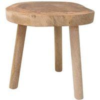 HK Living Drewniany stolik naturalny HAP6238 (8718921006477)
