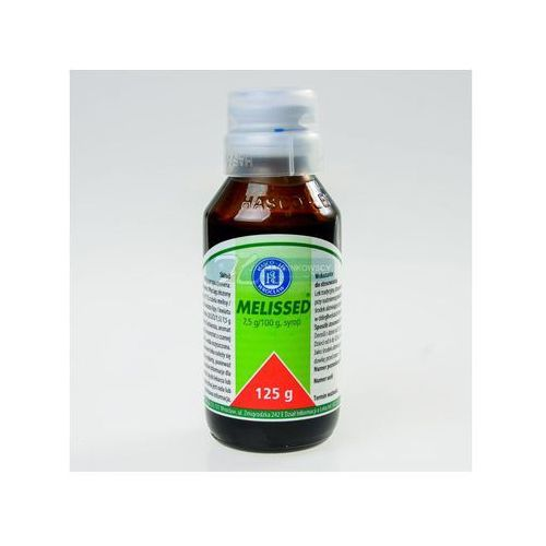 Melissed syrop - 125 g