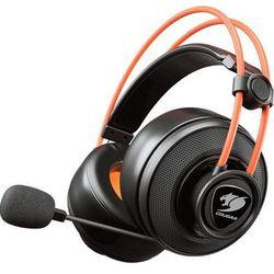Cougar słuchawki immersa ti, czarne/pomarańczowe (3h300p40t.0001)