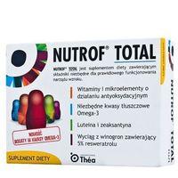 Nutrof Total z Witaminą D3, 30 kapsułek - Długi termin ważności! DARMOWA DOSTAWA od 39,99zł do 2kg! (3662042003790)