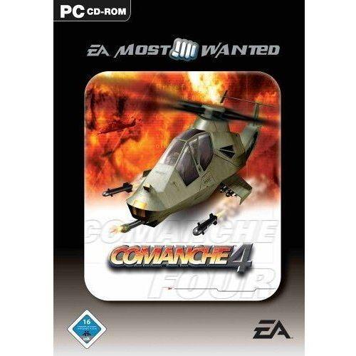 Comanche 4 - K00381- Zamów do 16:00, wysyłka kurierem tego samego dnia!