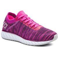 Buty LI-NING - Cloud ARHM034-1H Neon Bright Pink/Grape Purple/Basic White/Cool Gray