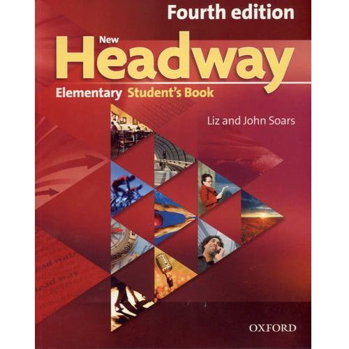 Headway 4E NEW Elementary SB OXFORD - Liz Soars, John Soars (2011)