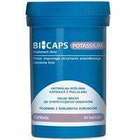 BICaps Potassium - Potas - 60 kaps. Formeds (5902768866780)
