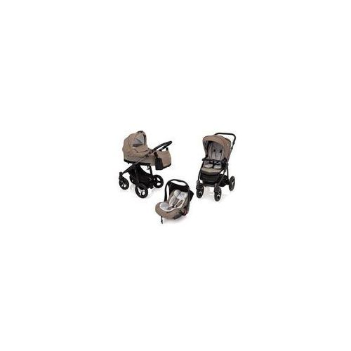 W�zek wielofunkcyjny 3w1 Husky Lupo + Leo Baby Design (be�owy + winter pack)