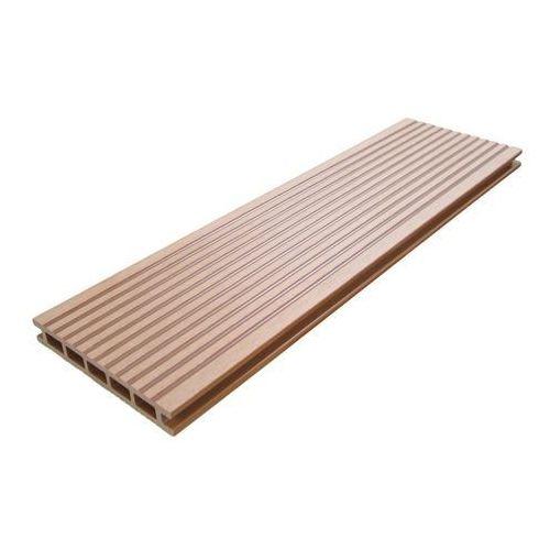 Blooma Deska tarasowa kompozytowa 2 1 x 14 5 x 220 cm redwood (3663602947998) - fotografia