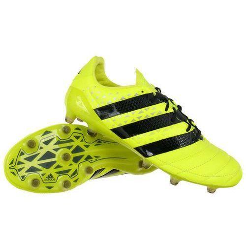 Buty piłkarskie korki ace 16.2 fg leather s31916 marki Adidas