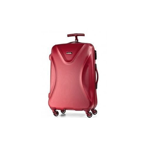 1bfbba9252369 walizka średnia z kolekcji twist 4 koła materiał poliwęglan  abs zamek  szyfrowy tsa marki March