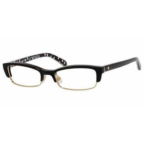Kate spade Okulary korekcyjne joetta 0807 00