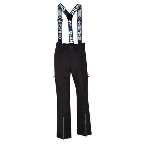 Husky spodnie narciarskie damskie Galti L czarny M