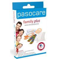 Paso Care family zestaw plastrów x 20 sztuk