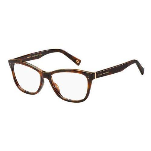 Okulary korekcyjne marc 123 zy1 Marc jacobs