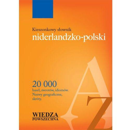 Kieszonkowy słownik niderlandzko-polski (2013)