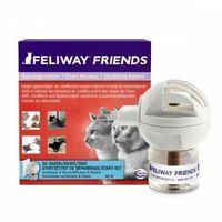 Ceva Feliway friends dyfuzor+wkład 48ml komplet