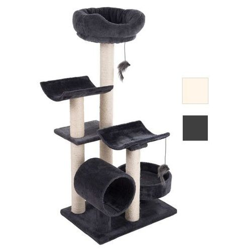 Penelope drapak dla kota - Ciemnoszary  Dostawa GRATIS + promocje  -5% Rabat dla nowych klientów (4054651645918)