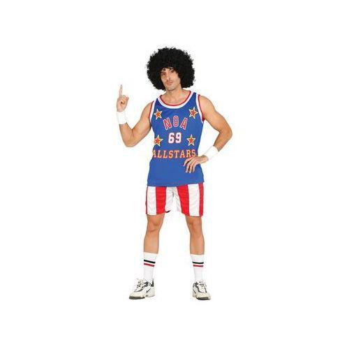 Kostium Amerykański Koszykarz - L (52-54) (8434077808115)