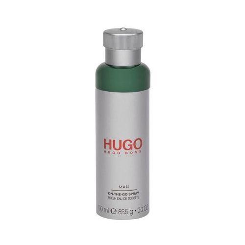 Hugo man on-the-go woda toaletowa 100 ml dla mężczyzn Hugo boss - Niesamowity upust
