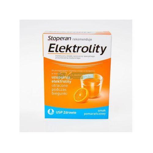 Elektrolity (smak pomarańczowy) 5 sasz