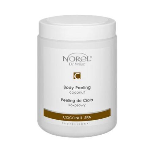 Norel (dr wilsz) coconut spa body peeling coconut kokosowy peeling do ciała (pp329) - 1000 ml