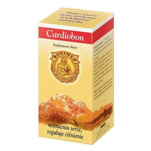 Cardiobon, kaps., 60 szt Kurier: 13.75, odbiór osobisty: GRATIS! (5908252932207)