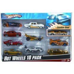 Pozostałe samochody i pojazdy  HOT WHEELS InBook.pl