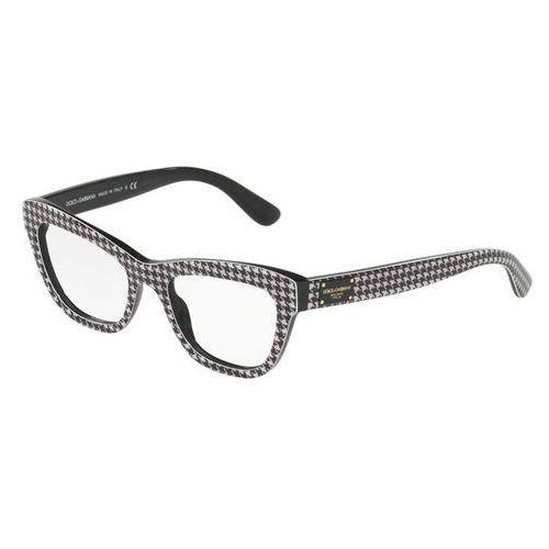 Dolce & gabbana Okulary korekcyjne dg3253 3079
