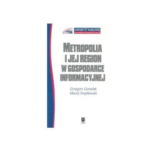 Metropolia i jej region w gospodarce informacyjnej