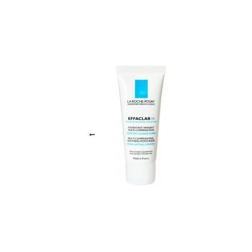 La roche-posay effaclar h hidratante compensating sothing moisturizer (w) kojąco-nawilżający krem do skóry tłustej 40ml