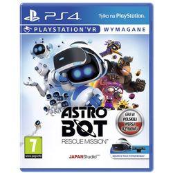 Astro Bot Rescue Mission VR (PS4)