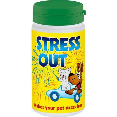 Dermapharm Stress Out Naturalny preparat uspokajający dla Psa i Kota 60 tabletek