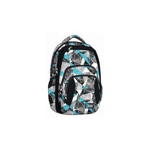 1d8cd01abf0af ST-MAJEWSKI St-majewski Plecak 4-komorowy bp25 net blue