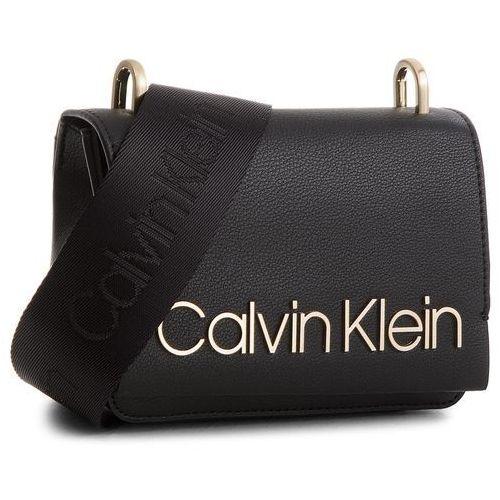 Torebka Ck Candy Small Cross K60K604304Ck C 001, kolor czarny (Calvin Klein)
