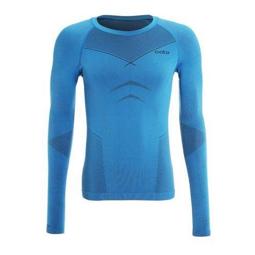 Odlo Koszulka termoaktywna długi rękaw shirt evolution warm m niebieska 183132/20275 s