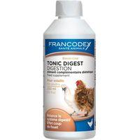 Francodex tonic digest preparat dla drobiu wspomagający trawienie 250 ml - darmowa dostawa od 95 zł! (3283021742013)