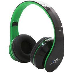 Słuchawki Camry CR 1146 zielone Darmowy odbiór w 21 miastach!