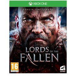 City interactive Lords of the fallen edycja limitowana gra xbox one ci games