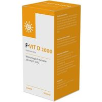 F-Vit D 2000 (witamina D3) 60 porcji
