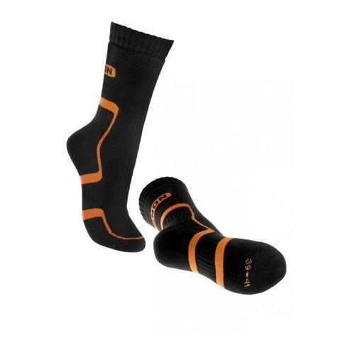 Z-style cz Skarpety trekkingowe bennon black-orange (d21001)