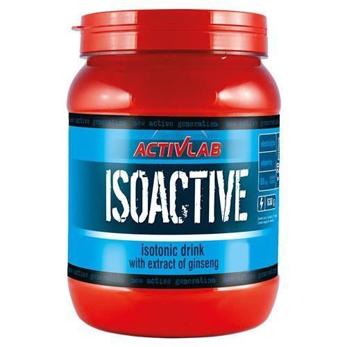 ACTIVLAB Iso Active - 630g - Lemon