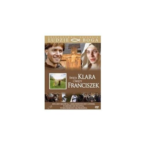 Święta klara i św. franciszek + film dvd Praca zbiorowa