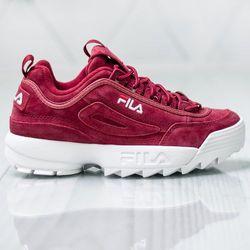 Damskie obuwie sportowe Fila
