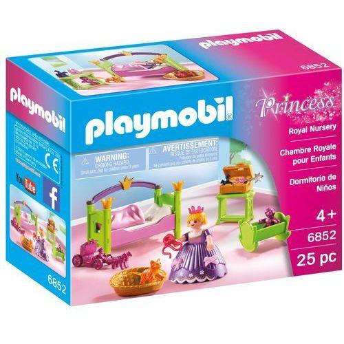 Playmobil PRINCESS Pokój małej księżniczki 6852