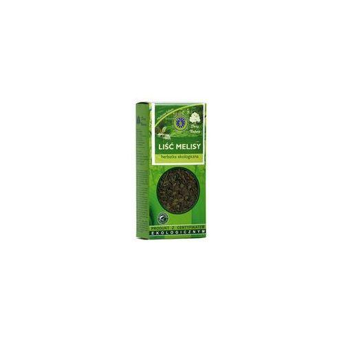 Herbata Liść Melisy BIO 25g, 1A7D-9671F