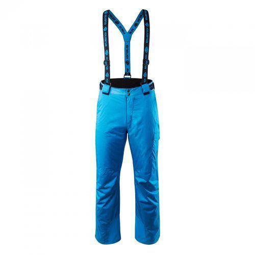 IGUANA Męskie spodnie narciarskie NOLANI - rozmiar L - kolor niebieski, 92800086181