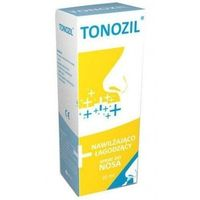 Spray Tonozil Spray nawilżająco-łagodzący do nosa 20ml