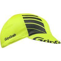 GripGrab Lightweight Czapka rowerowa, żółty unisize 2021 Czapki z daszkiem Przy złożeniu zamówienia do godziny 16 ( od Pon. do Pt., wszystkie metody płatności z wyjątkiem przelewu bankowego), wysyłka odbędzie się tego samego dnia.