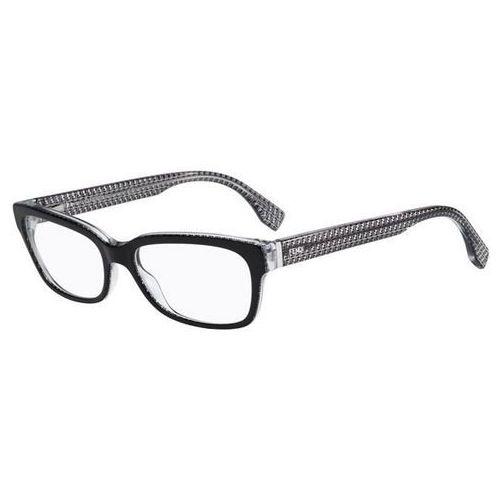 Okulary Korekcyjne Fendi FF 0004 MICROLOGO 6ZV